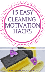 15 Crazy Easy Cleaning Motivation Hacks For The Lazy Cleaner